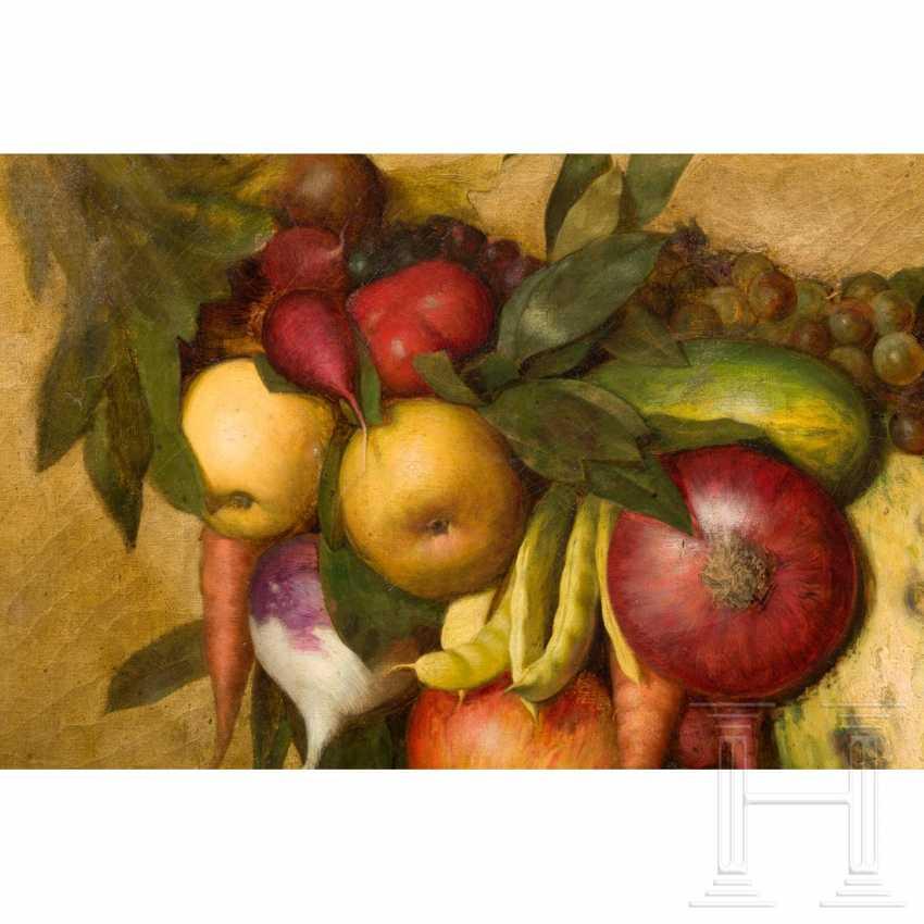 Still life with fruit, Italy, 19th century - photo 2