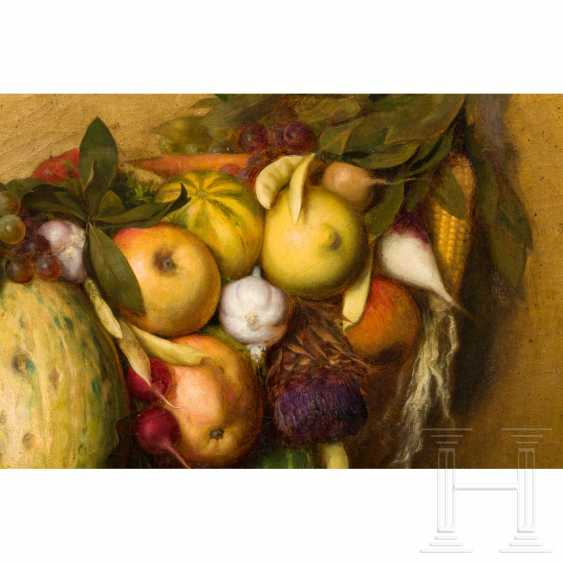 Still life with fruit, Italy, 19th century - photo 3