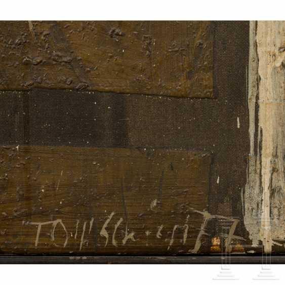 Peter Tomschiczek (* 1940) - untitled, dated 1977 - photo 2