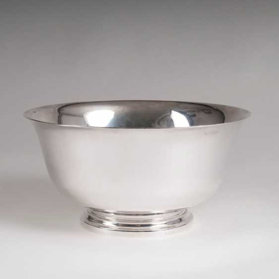 Frank W. Smith Silver Co., Inc. 1886 - 1958 Gardner, Massachusetts (USA). Elegant American bowl - photo 2