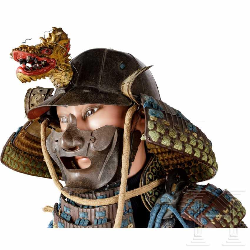 Tosei Gusoku, Japan, Ende Edo-Periode - photo 3