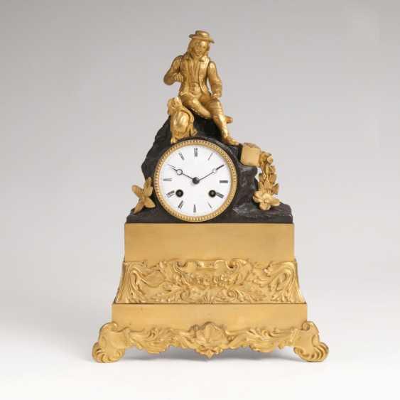 Napoleon-III-Pendule - photo 1