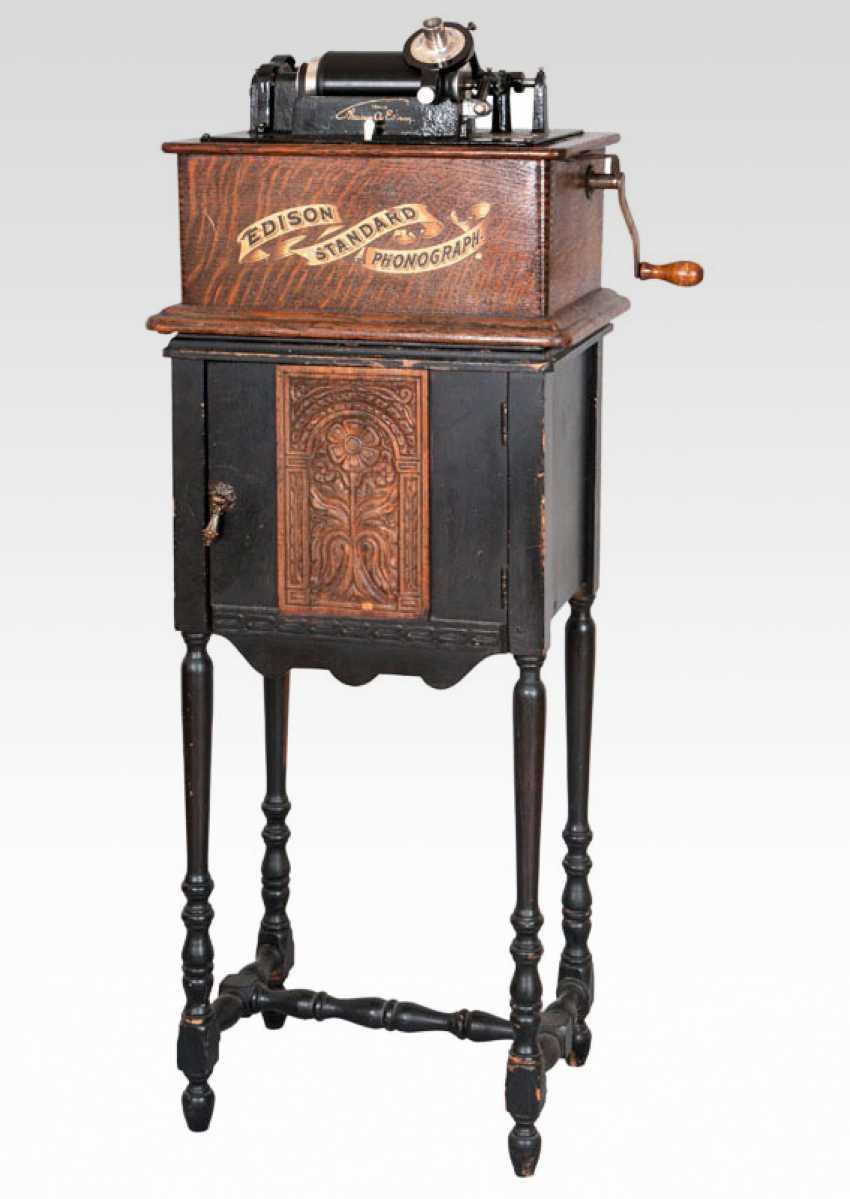 Edison-Home-Phonograph - photo 1