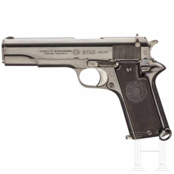 "Star Model A, also ""Modelo Militar 1922"" or Model P in caliber .45 ACP - photo 1"