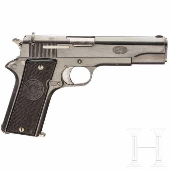 "Star Model A, also ""Modelo Militar 1922"" or Model P in caliber .45 ACP - photo 2"