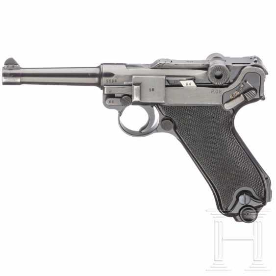 """Pistole 08, Mauser, Code """"byf - 41"""" - photo 1"""