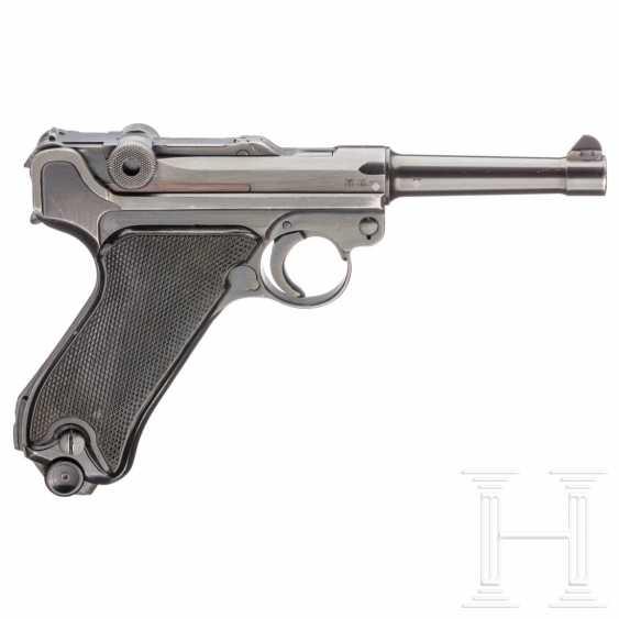 """Pistole 08, Mauser, Code """"byf - 41"""" - photo 2"""