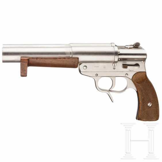 """Double-barreled marine signal pistol SLd, code """"ac -43"""" - photo 1"""