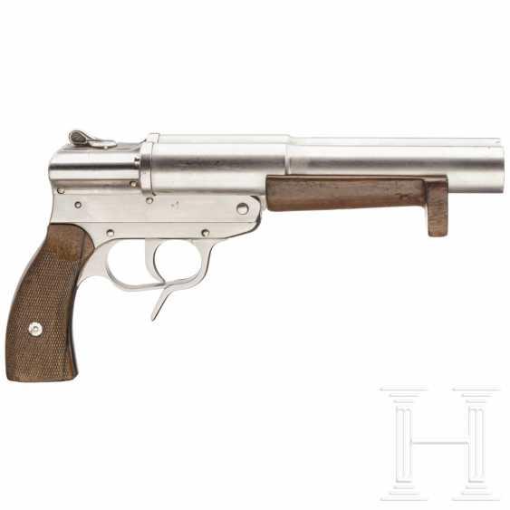 """Double-barreled marine signal pistol SLd, code """"ac -43"""" - photo 2"""