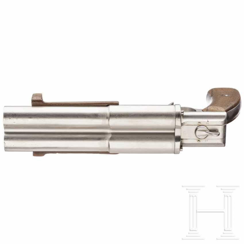 """Double-barreled marine signal pistol SLd, code """"ac -43"""" - photo 3"""