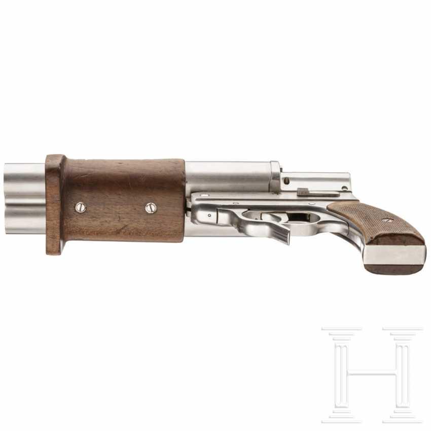 """Double-barreled marine signal pistol SLd, code """"ac -43"""" - photo 4"""