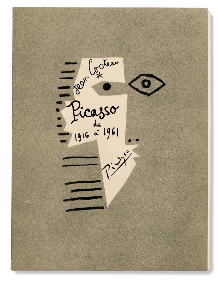 PICASSO, Pablo (1881-1973) - COCTEAU, Jean (1889-1963) Picas ... - Foto 1