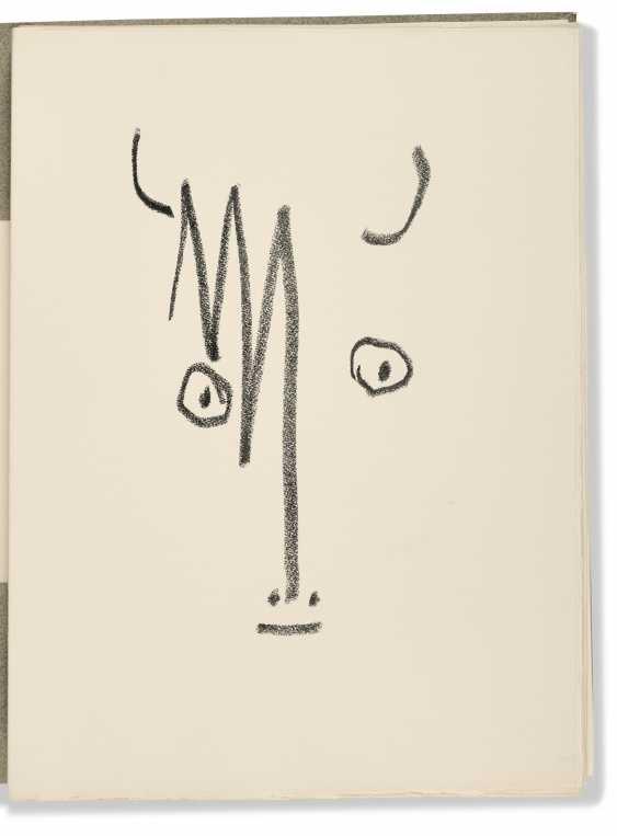 PICASSO, Pablo (1881-1973) - COCTEAU, Jean (1889-1963) Picas ... - Foto 2