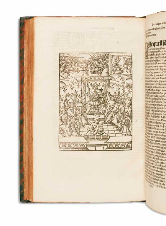 GUYSE, Jacques de (c 1340 - 1399) Le Premier (Second / Tiers... - photo 1