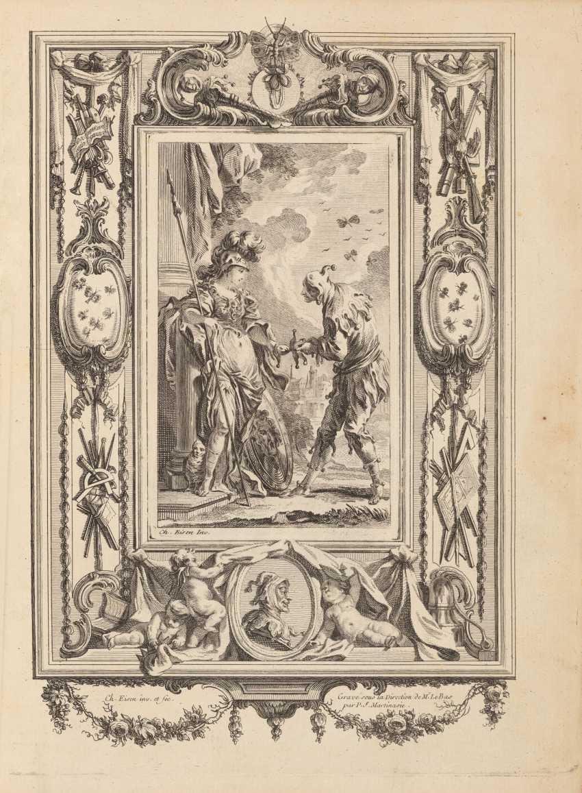 ERASME, Desiderius Erasmus (c 1467-1536) L'Eloge de la folie ... - photo 1