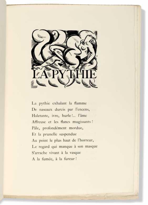 VERA, Paul (1882-1957) - VALÉRY, Paul (1871-1945) Odes Pari ... - photo 1