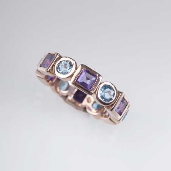 Color Of Gemstone-Memory-Ring - photo 1