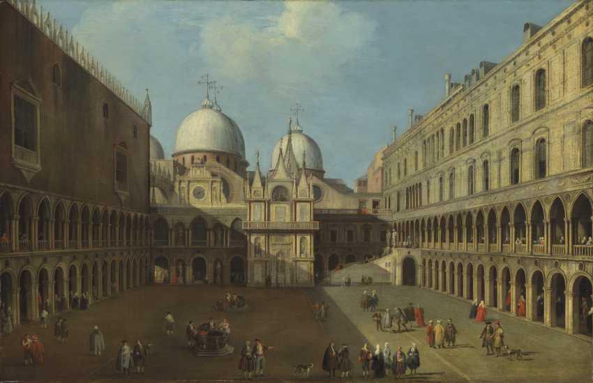 ДЖОВАННИ БАТТИСТА ЧИМАРОЛИ (SALÒ 1687-1771 VENICE) - фото 1
