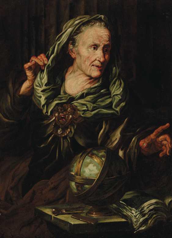 GIOVANNI BATTISTA LANGETTI (GENOA 1635-1676 VENICE) - photo 1