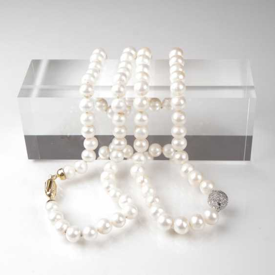 Two Beaded Chains - photo 1