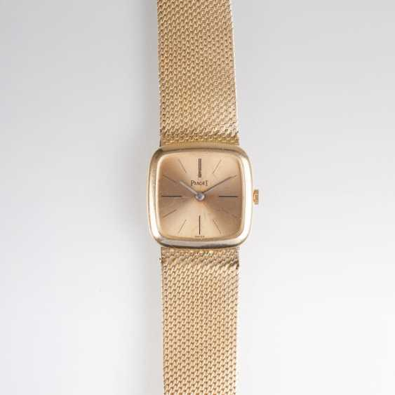 Piaget founded in 1874. Ladies Wrist Watch - photo 1