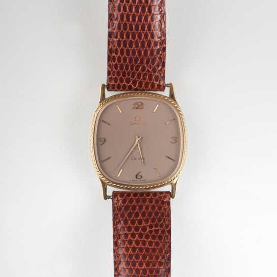 Omega founded in 1848 in La Chaux-de-Fonds. Ladies Wrist Watch 'De Ville' - photo 1