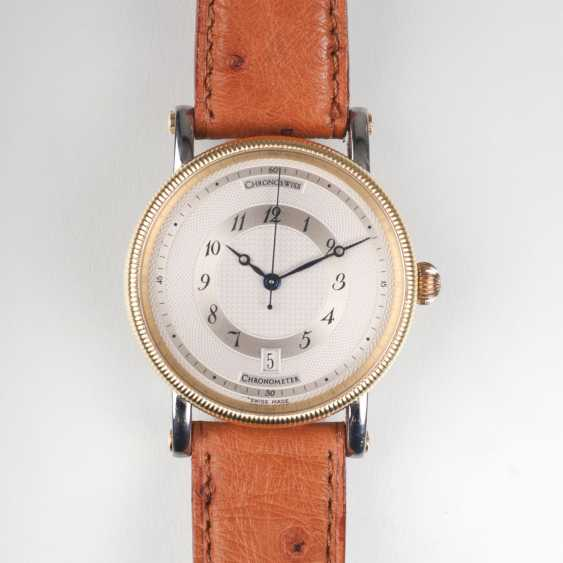 Chronoswiss founded in 1982 in Munich. Men's Wristwatch 'Chronometers' - photo 1