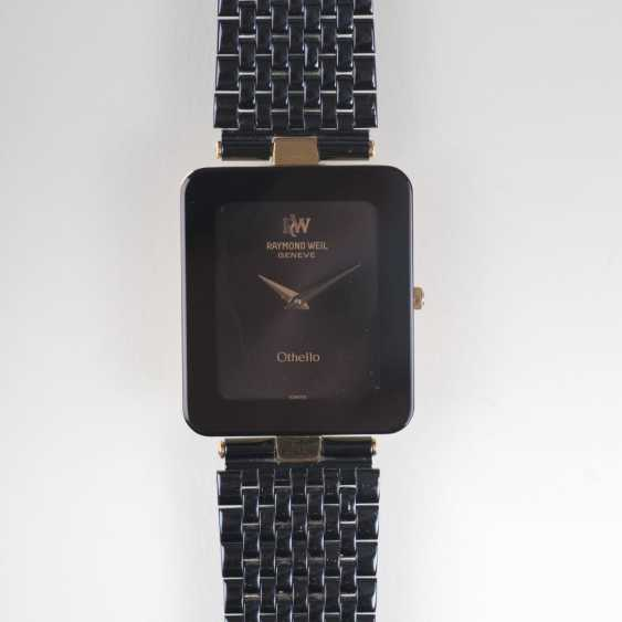 Raymond Weil founded in 1976 in Geneva. Ladies Wrist Watch 'Othello' - photo 1