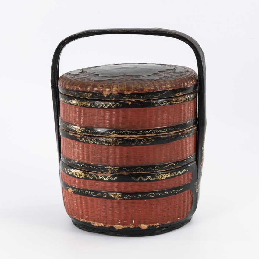 Asian lunch box - photo 1