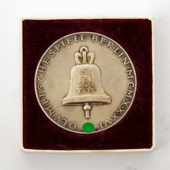 German Reich 1933-1945 - 2 official commemorative medals - photo 2