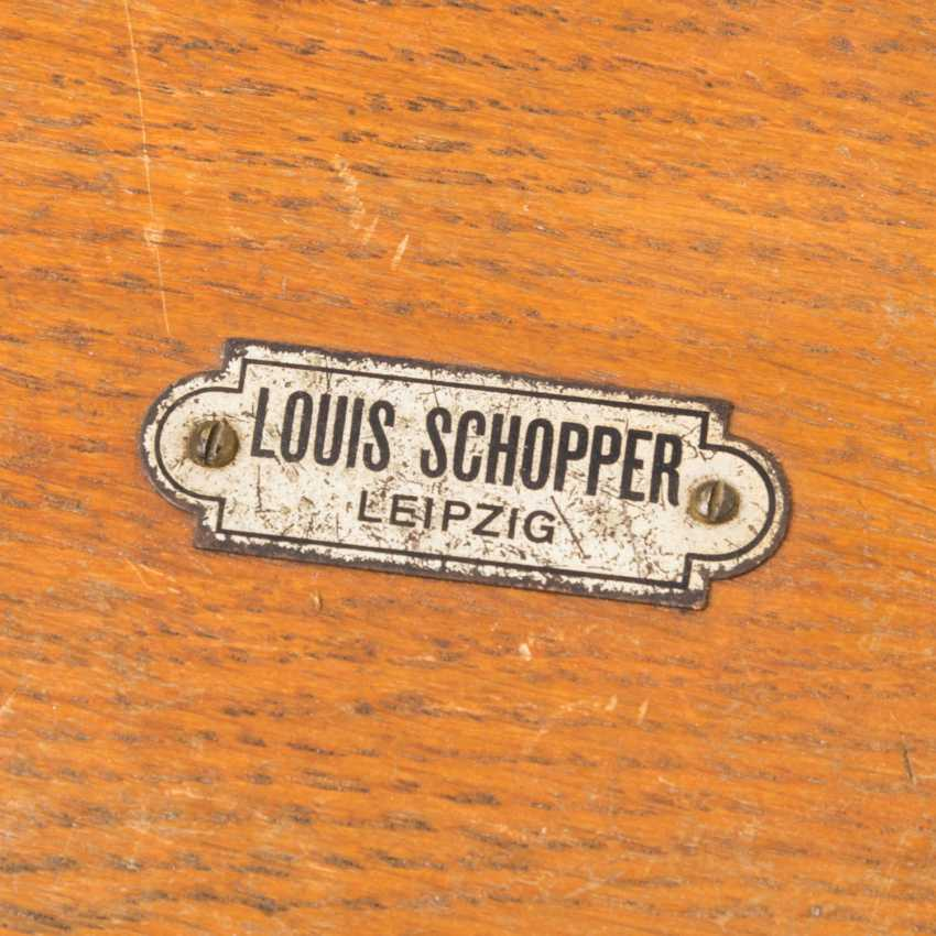 Cereal prices above the company Louis Schopper, Leipzig, 1932, - photo 3