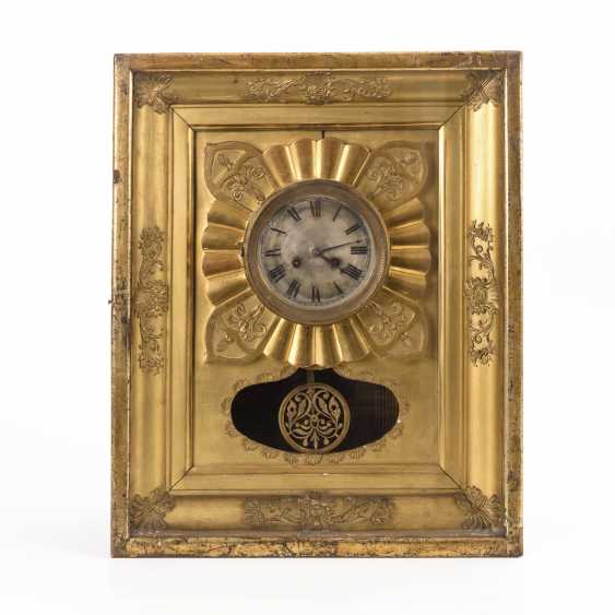 Viennese frame clock - photo 1