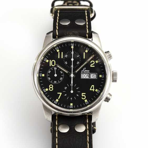 Automatic men's wristwatch with chronograph - photo 1
