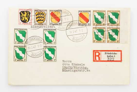 Germany after 1945 - French Zone General issue 1945, - photo 1