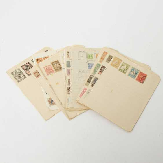 Stamps, - photo 1