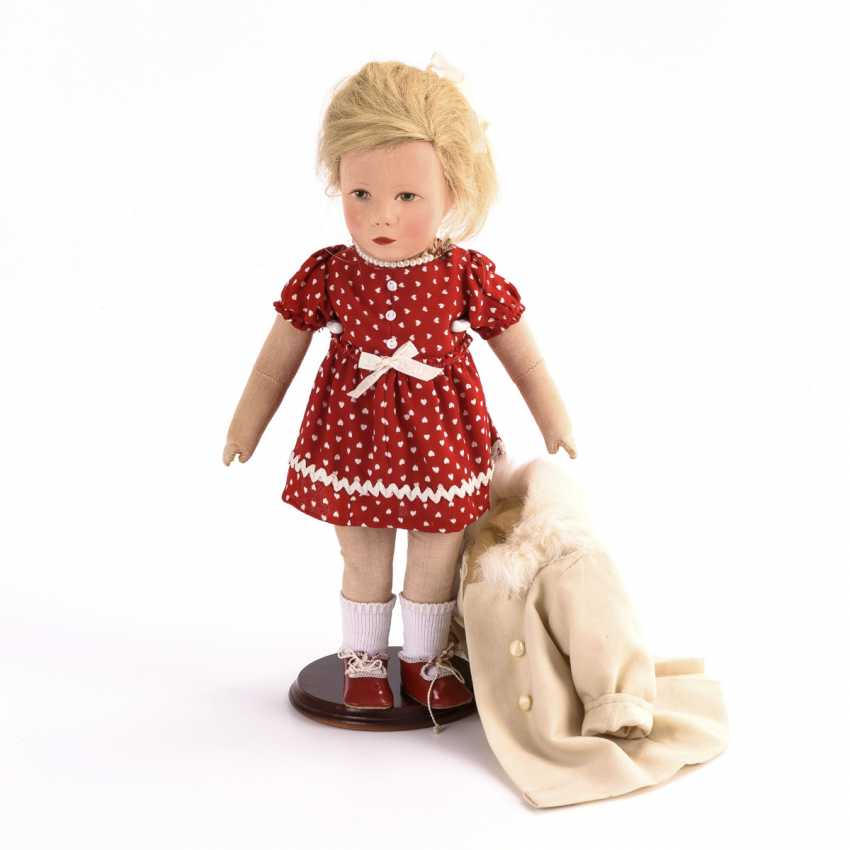 Little blond Kruse girl - photo 1
