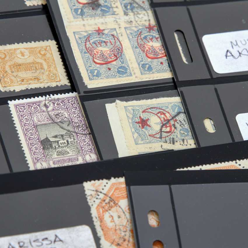 Turkey / Ottoman Empire Stamp Collection, - photo 2
