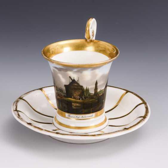 "View mug ""Tower bey Andernach."" - photo 1"