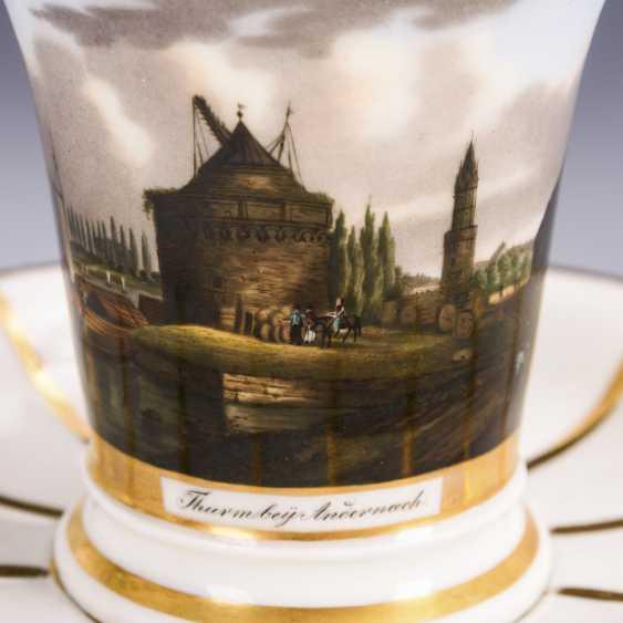 "View mug ""Tower bey Andernach."" - photo 2"