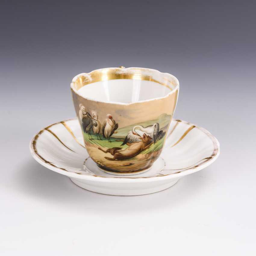 Mug with a mythical motif - photo 1