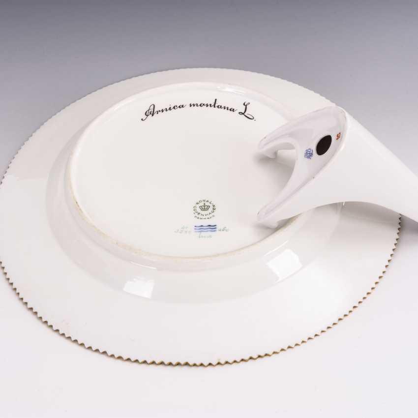 """Flora Danica"" dinner plate - photo 2"