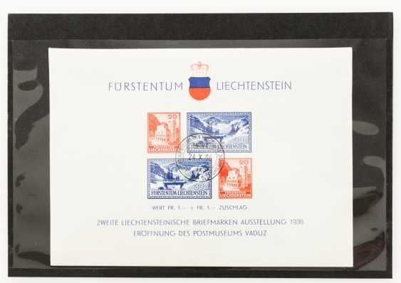 Liechtenstein - 1936 /80, with service expenditure, - photo 3