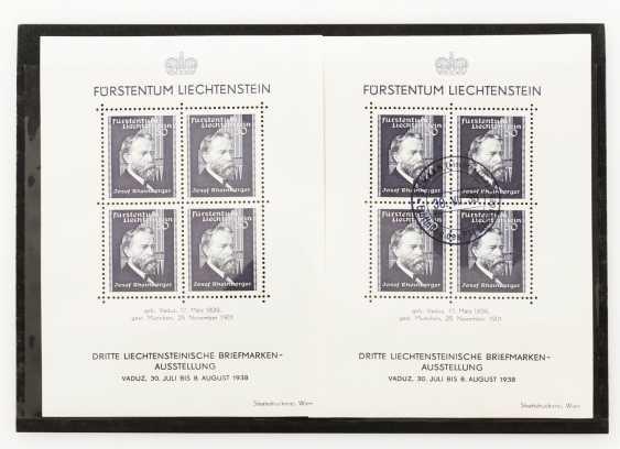 Liechtenstein - 1936 /80, with service expenditure, - photo 4