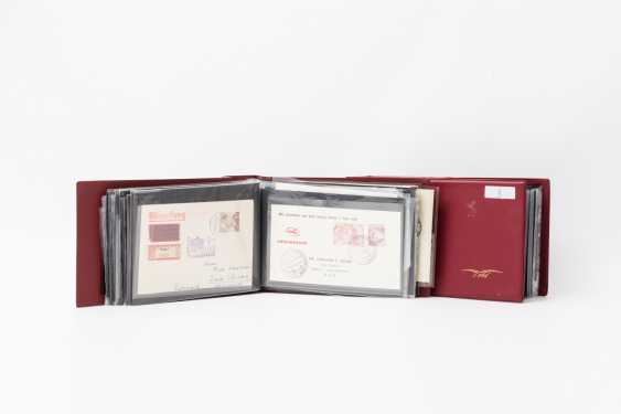 1931-65, 70 First Flights / Rocket Mail / Balloon Mail Germany & Europe - photo 1