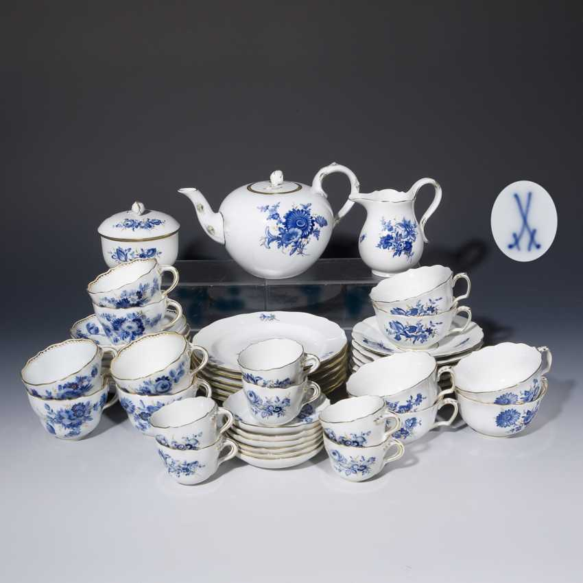 Tea, coffee and mocha service - photo 1