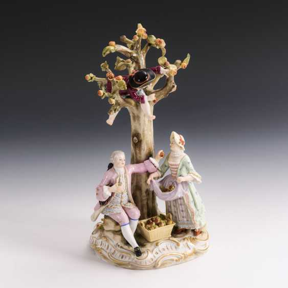 Gardeners group on the tree - photo 1
