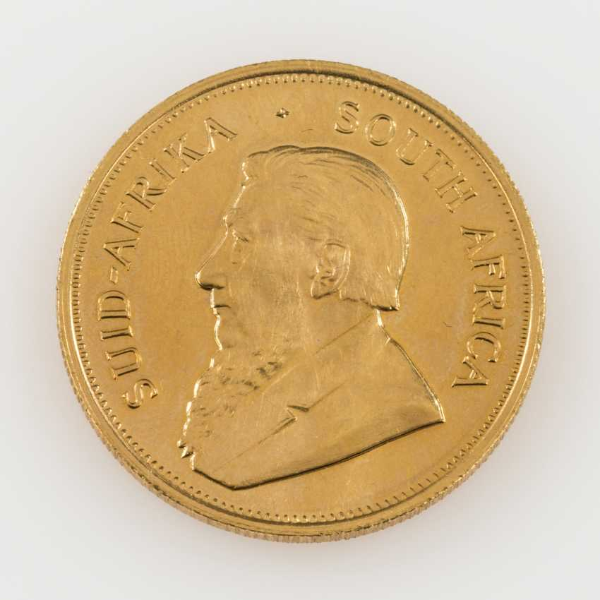 South Africa /GOLD - Krugerrands 1. Born in 1967, - photo 2