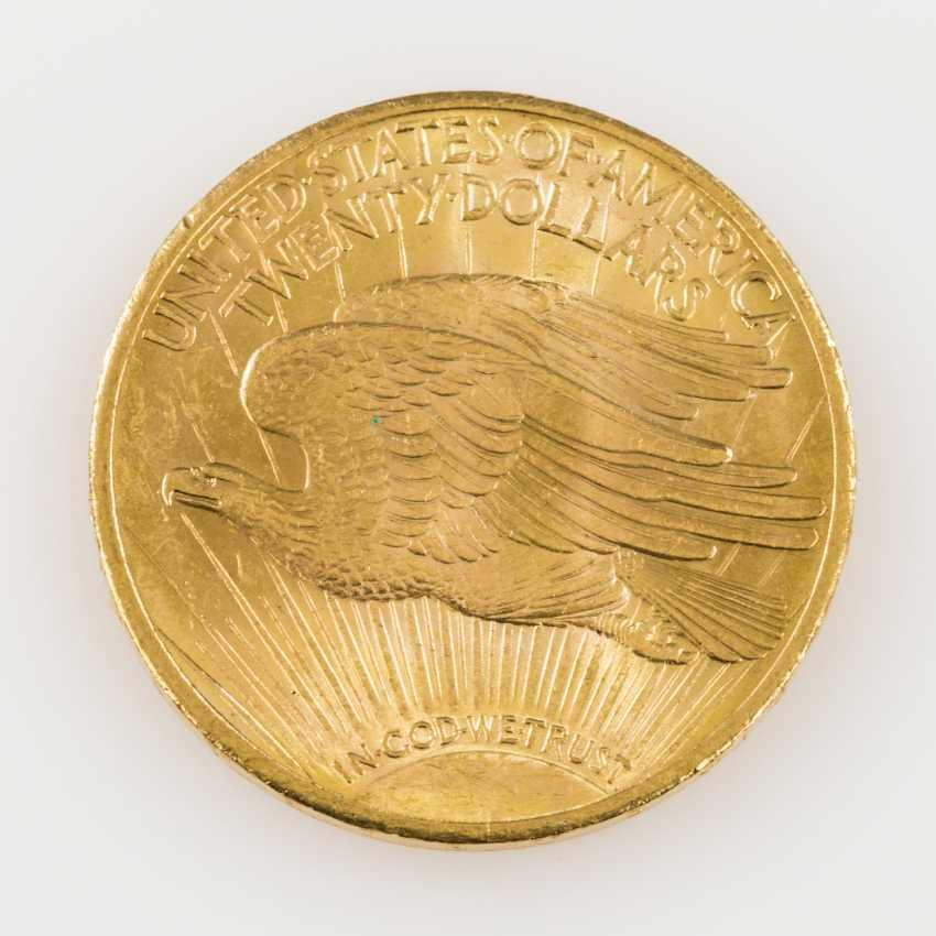 USA /GOLD - 20 Dollars 1924, Liberty Statue, - photo 2
