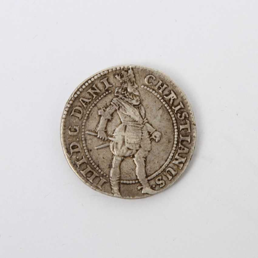 Denmark - crown (thick crown from the 1 /2 crown stamp) 1625, Christian IV, (1588-1648), - photo 2