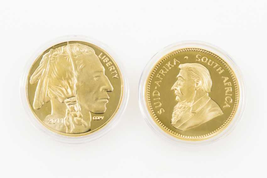 The GOLDEN collection with many mini-gold medals - for example, - photo 2